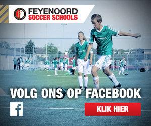 Like Feyenoord Soccer Schools op Facebook