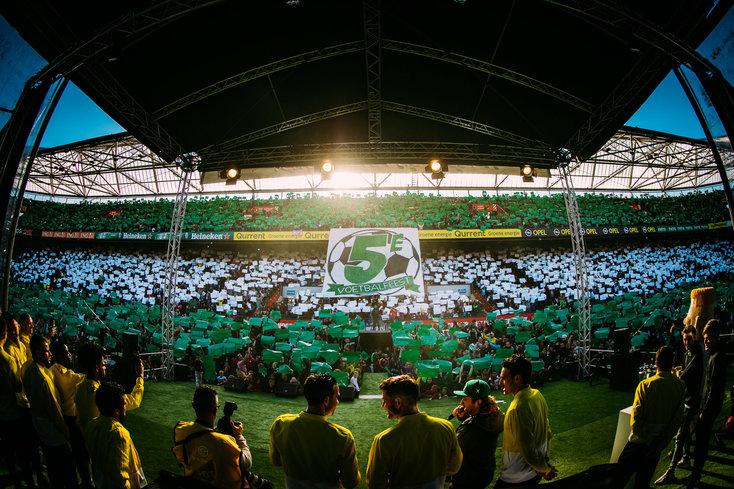 In beeld: Kameraadjes Voetbalfeest 2019