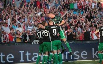 Feyenoord winnaar gouden TOTO KNVB Beker