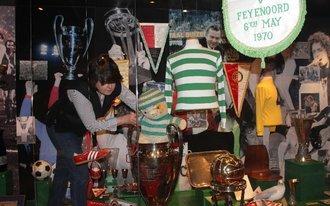 'Celtic-beer' naar Feyenoord Museum
