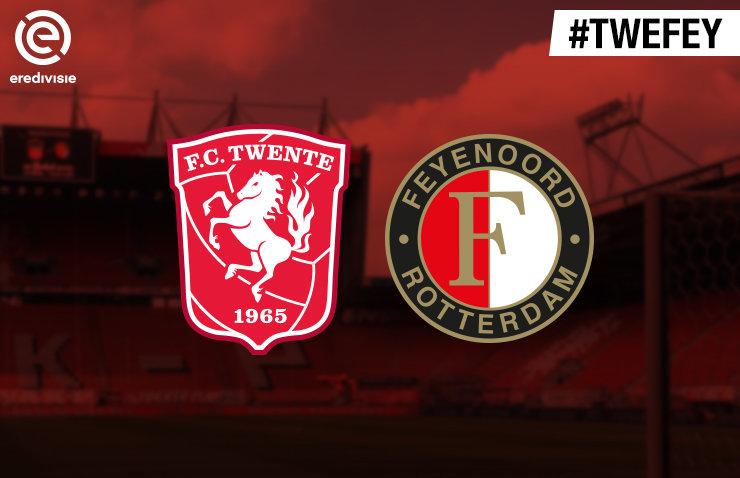 Voorbeschouwing FC Twente - Feyenoord