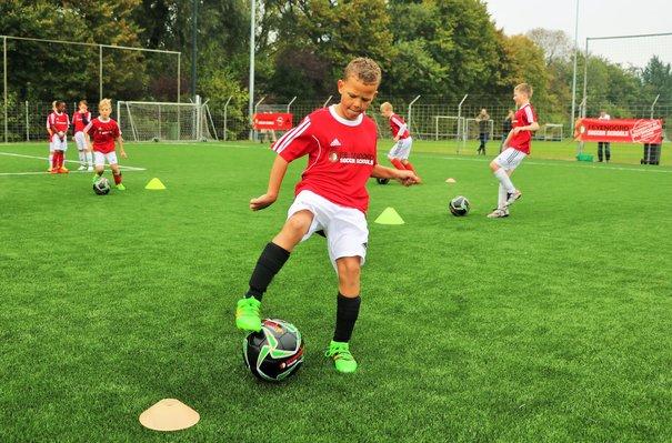 Inschrijving Feyenoord Soccer Camps voorjaar in volle gang