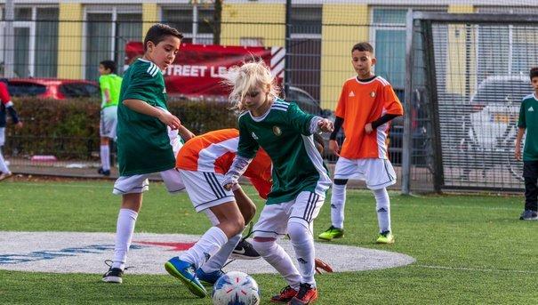 Inschrijving nieuw seizoen Feyenoord Street League geopend