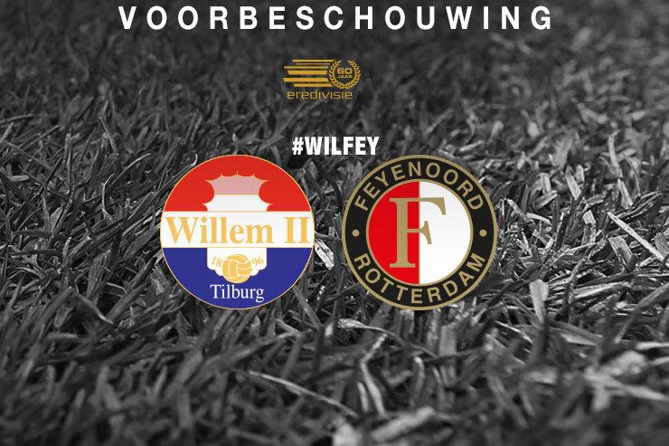 Voorbeschouwing Willem II - Feyenoord