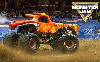 Monster Jam keert zaterdag 6 juli terug in De Kuip