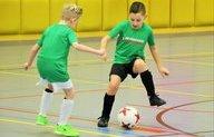 Ook Feyenoord-Zaalclinics in de Voorjaarsvakantie