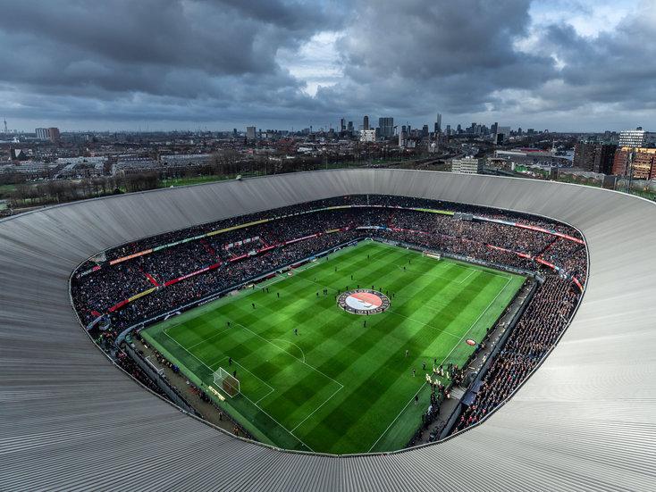 Bezoekersinformatie Feyenoord - De Graafschap