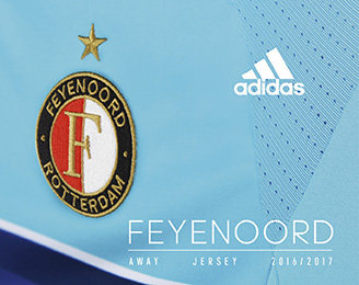 Feyenoord uitshirt 16-17 nieuwsdetail