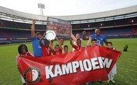 FC Millinx pakt Feyenoord Street League-titel in De Kuip