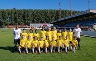 Feyenoord O13 actief op D Top toernooi