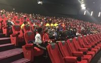 Leerzame bioscoopmiddag voor deelnemers Feyenoord Street League