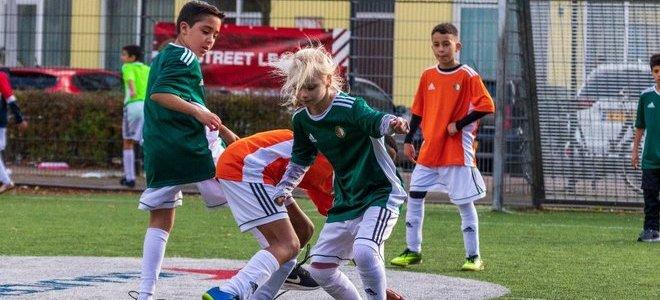 Inschrijvingen Feyenoord Street League geopend