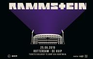 Informatie kaartverkoop Rammstein