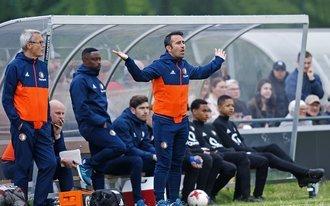 Knappe comeback Onder 18, gelijkspel Onder 16 tegen Ajax