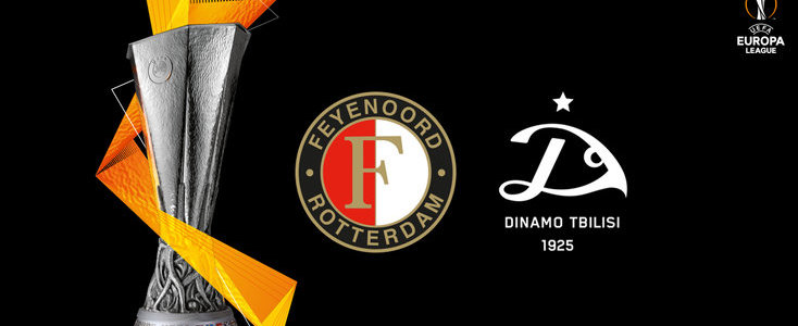 Feyenoord - Dinamo Tbilisi