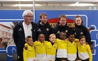 Feyenoord Onder 8 wint Internationaal toernooi in Litouwen