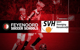 UITGELICHT: Feyenoord Soccer Camp bij s.v. Honselersdijk