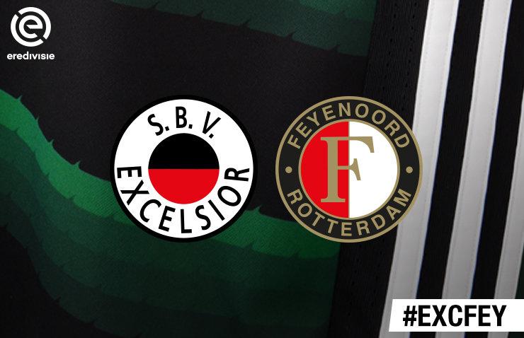 Voorbeschouwing Excelsior - Feyenoord