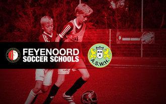 UITGELICHT: Feyenoord Soccer Camp bij ASWH