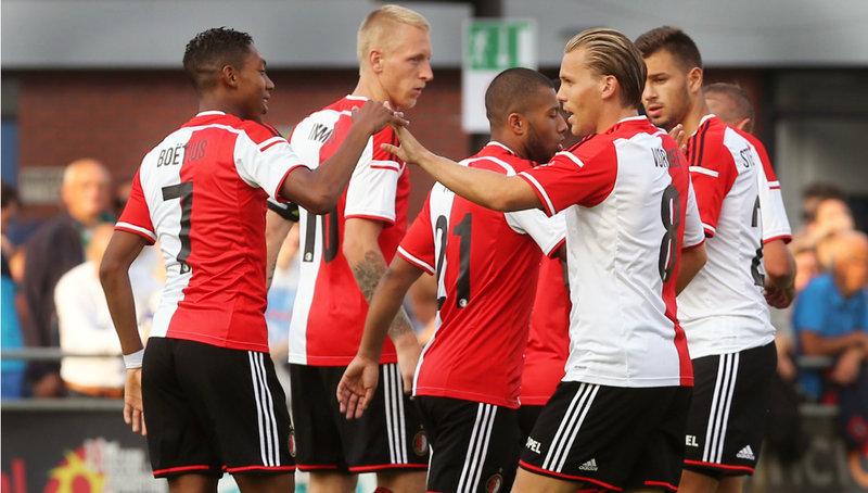 Laatste test voor fit Feyenoord