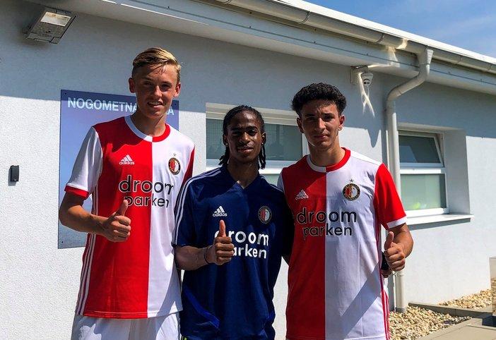 Feyenoord Onder 19 zet grote stap richting finale