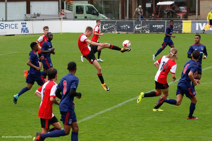 Nabeschouwing Feyenoord O17-Ajax O17