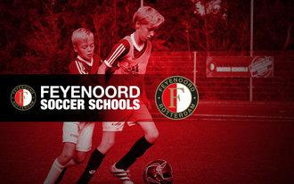 UITGELICHT: Feyenoord Soccer Camps op Varkenoord