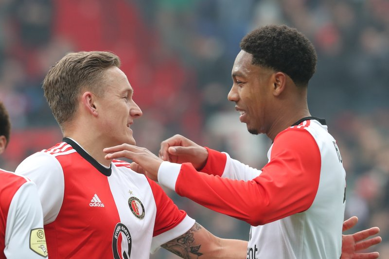 Feyenoord brush aside Excelsior