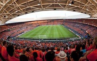 Interland Nederland - Frankrijk in De Kuip
