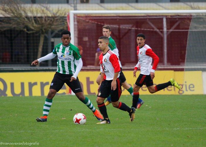 Nabeschouwing Feyenoord O17-PEC Zwolle O17