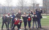Feyenoord Street League goed vertegenwoordigd in De Kuip