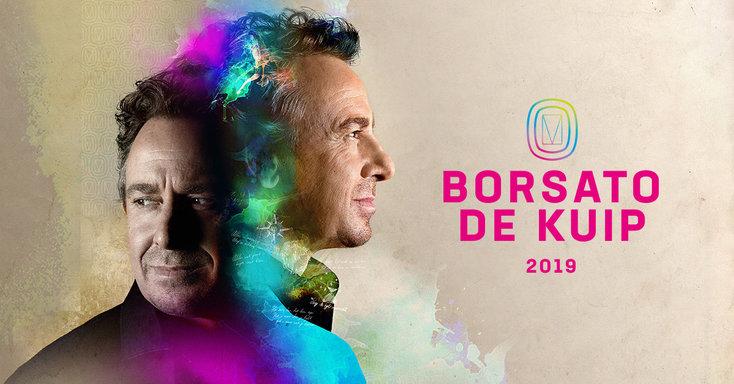 Concert Marco Borsato in De Kuip