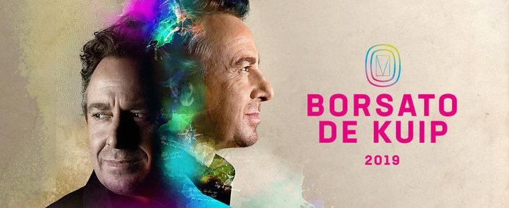 Bezoekersinformatie concerten Marco Borsato