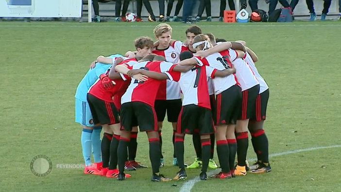 Nabeschouwing Feyenoord O17-FC Groningen O17