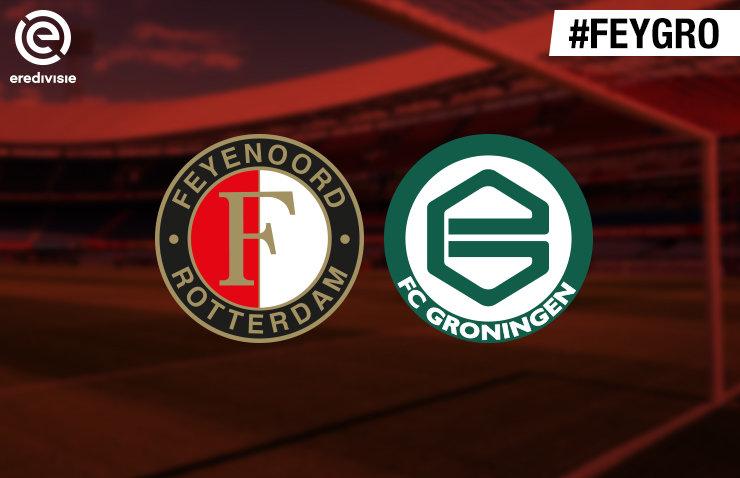 Voorbeschouwing Feyenoord – FC Groningen