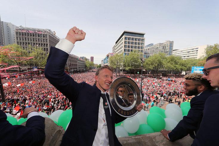 Whitepaper 2: De beveiliging rondom het kampioenschap van Feyenoord
