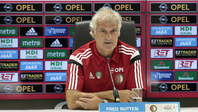 Great when matches come thick and fast, says Rutten