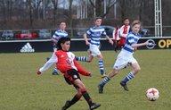 Onder 15 verslaat FC Utrecht ook in competitie