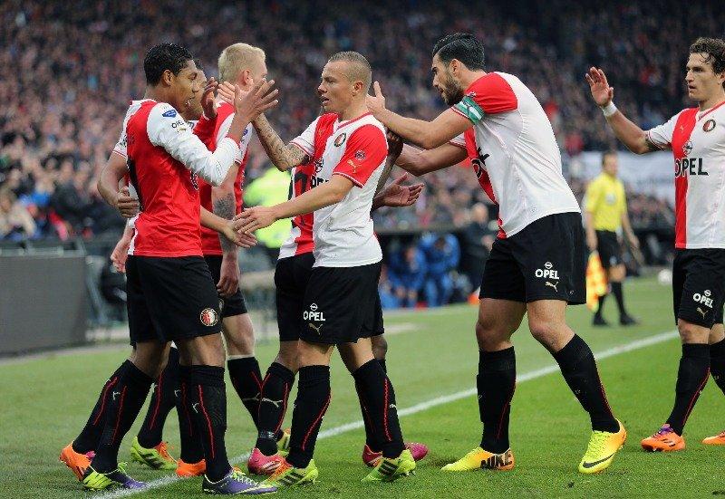 Feyenoord boekt cruciale zege op PSV