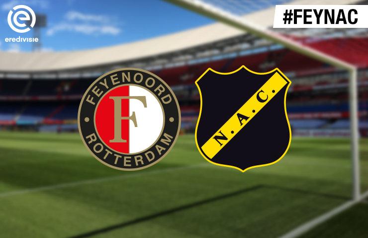 Voorbeschouwing Feyenoord - NAC Breda