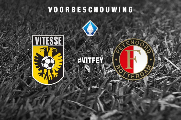 Voorbeschouwing Vitesse - Feyenoord