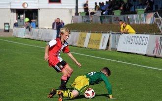 Samenvatting wedstrijd van de week Feyenoord O15-ADO Den Haag O15