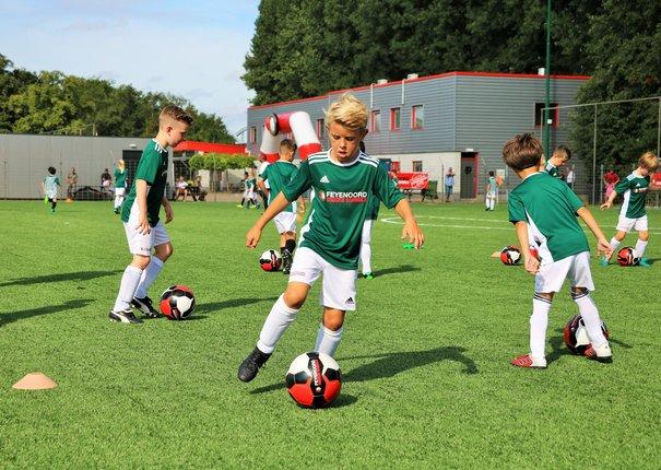 Laatste plaatsen Soccer Camps Herfstvakantie