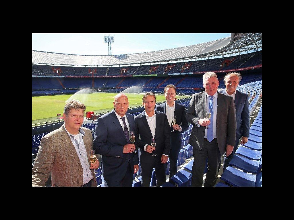 Feyenoord en HDI-Gerling verlengen partnership - Nieuws ...