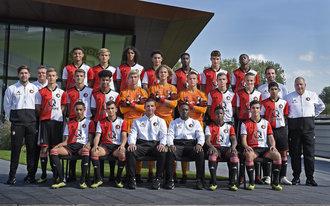 Feyenoord Onder 17 verliest geflatteerd bij Ajax