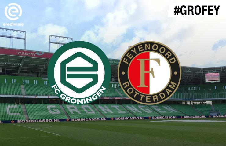 Voorbeschouwing FC Groningen - Feyenoord