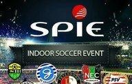 Feyenoord O10 nam deel aan het  Spie Indoor soccer event