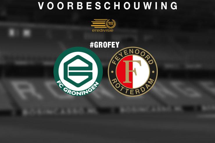 Voorbeschouwing: FC Groningen - Feyenoord