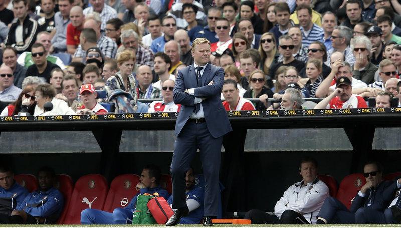 Feyenoord heeft alles in eigen hand