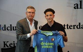 Feyenoord bindt Abdel Belarbi tot 2022